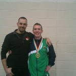 With Kettlebell Champion Phil Roche