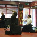 iaido technique