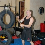 Forearm & Impact conditioning