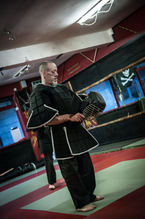 Wild Geese Founding Member Doce Pares instructor & world champion